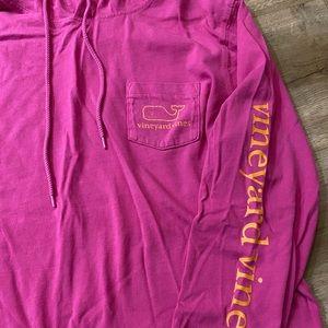 Vineyard vines cotton sweatshirt